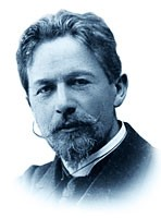 Picture of Anton Chekhov for a Short Story